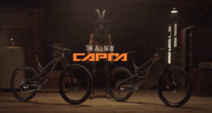 YT Industries has released this brilliant B-Grade horror movie unveiling their now 2018 YT Capra Enduro MTB.