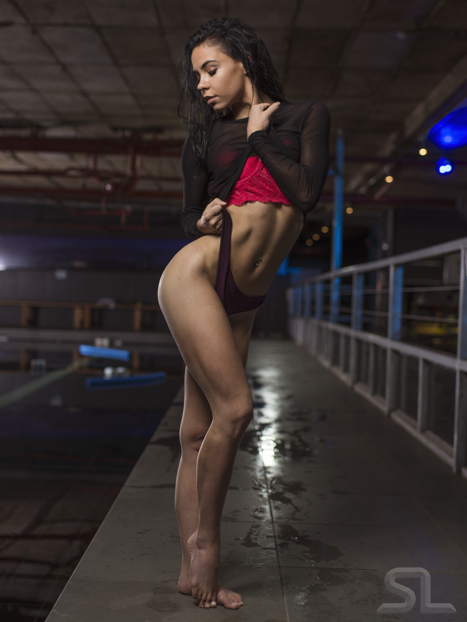 Jessie Rautenbach Features as this week's LW Babe