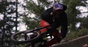 You know you're in for a treat when a Brandon Semenuk drops a new edit! If you're after three minutes of the Freestyle MTB rider at his best, this ones for you.