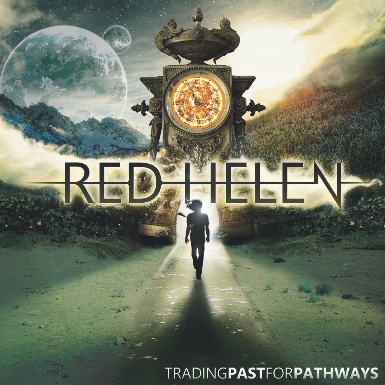 Red Helen Trading Past for Pathways album