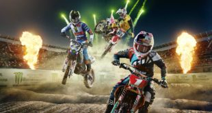 Monster Energy Supercross - The Official Videogame is our now! Watch the launch trailer and get ready for the most realistic and immersive Supercross fan experience ever.