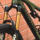 2018 Santa Cruz Bronson comes with the Fox 36 Fork