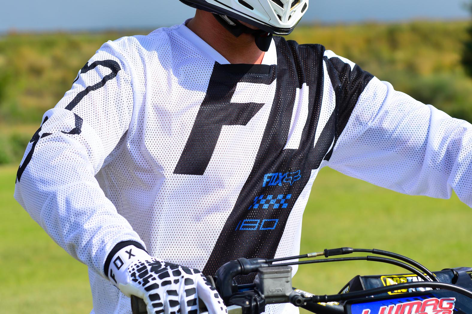 2018 Fox 180 Mastar Airline motocross jersey