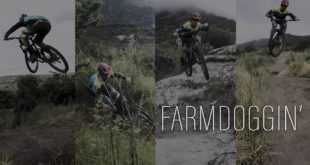 Watch Downhill and Enduro MTB racer, Dustin Rudman shred the Triple D at the Holy Trails aboard his Knolly Warden - FARMDOGGIN'.