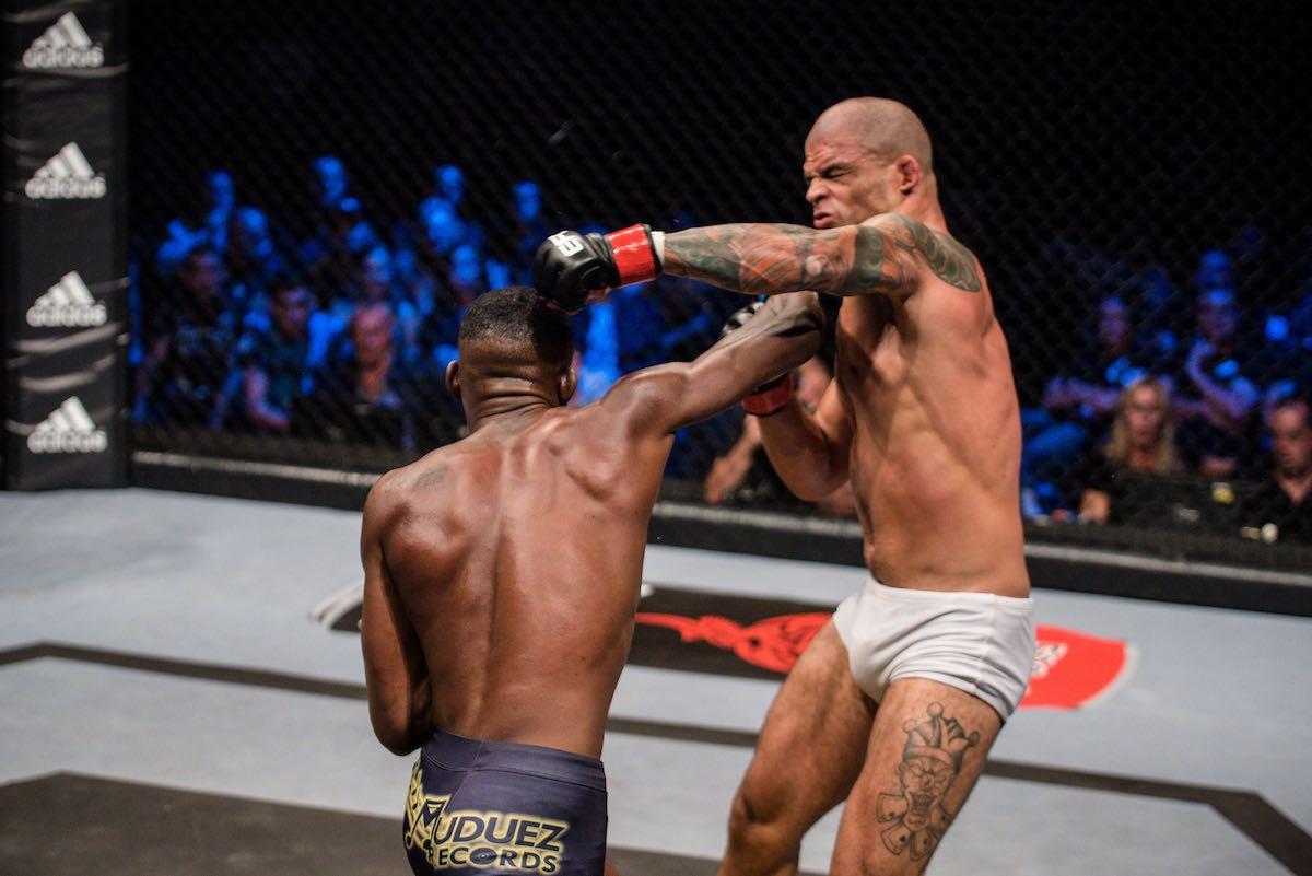 Paulo Silva vs Igeu Kabesa