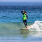 Surfing skills showcased at Rolling Retro Reggae Revival