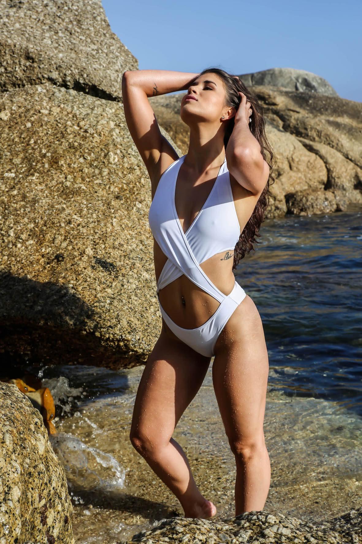 Meet this week's LW Babe Nathalie Faydherbe