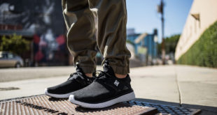 Check out the all new DC Shoes Meridian, available now.