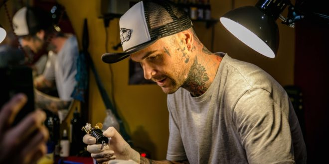 Tattoo Artist Duran Niemach