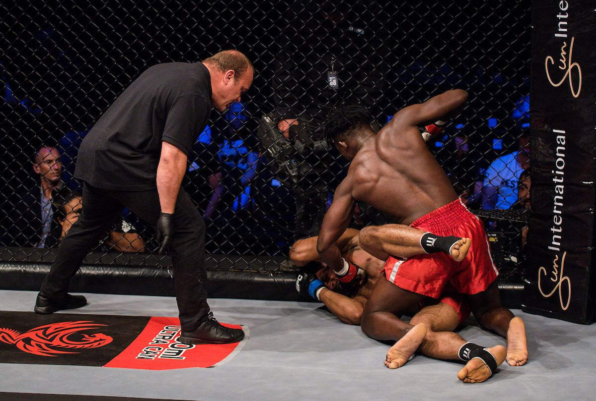 EFC 68 delivered a massive night of MMA fights at the GrandWest Grand Arena in Cape Town