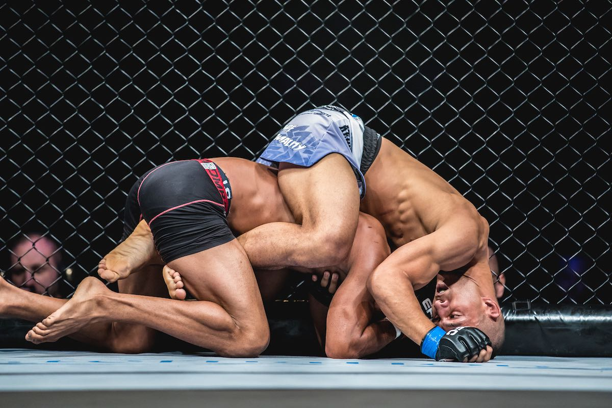 EFC 68 delivered a massive night of Mixed Martial Arts fights at the GrandWest Grand Arena in Cape Town