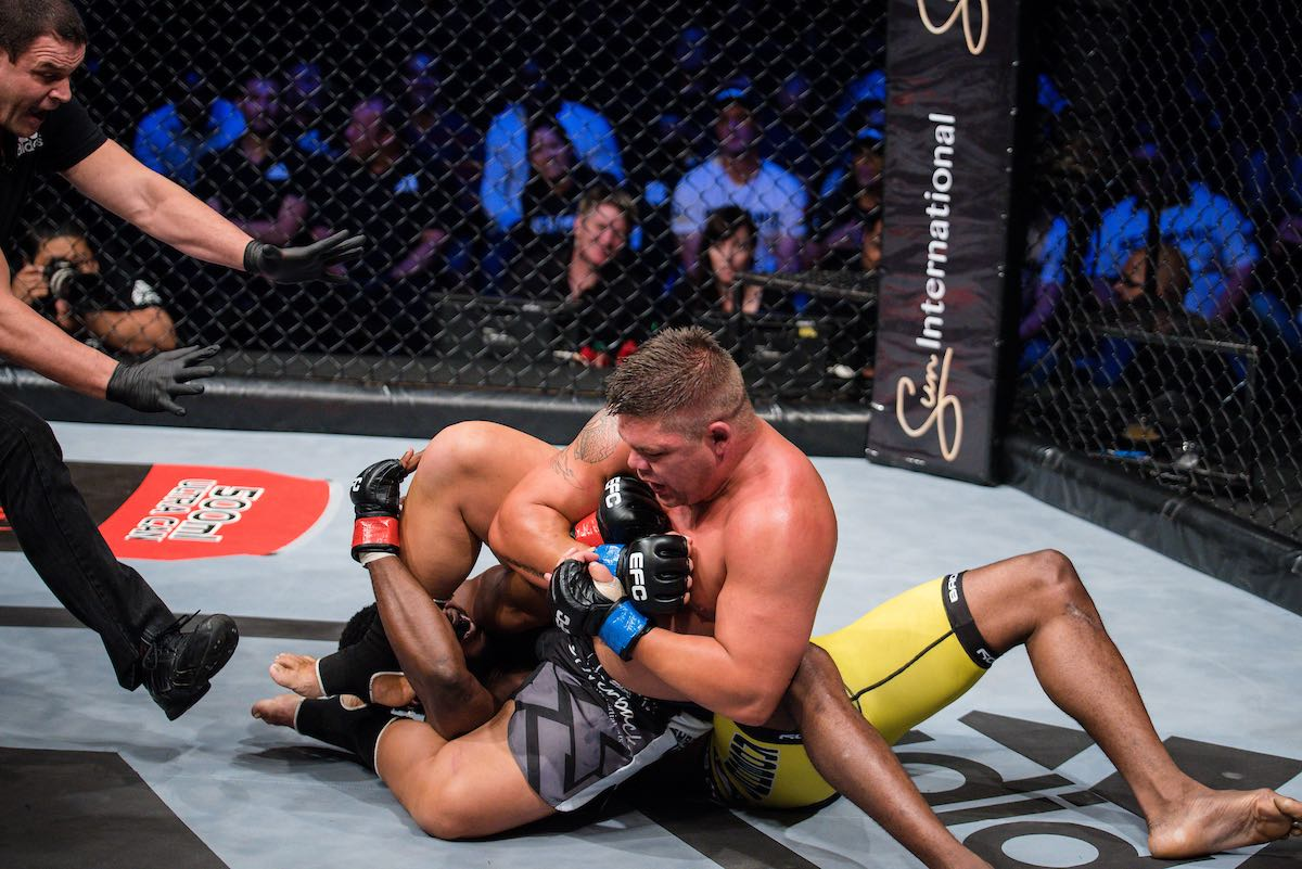 EFC 68 showcasing 12 exciting MMA fights in Cape Town