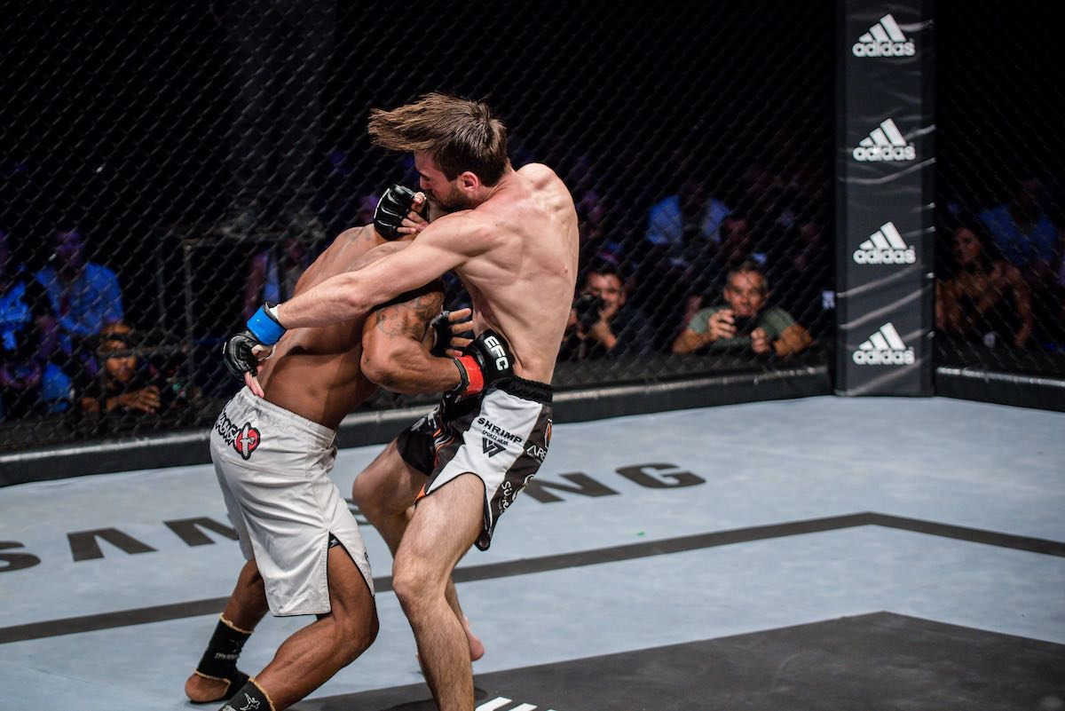 EFC 68 showcasing 12 exciting Mixed Martial Arts fights in Cape Town