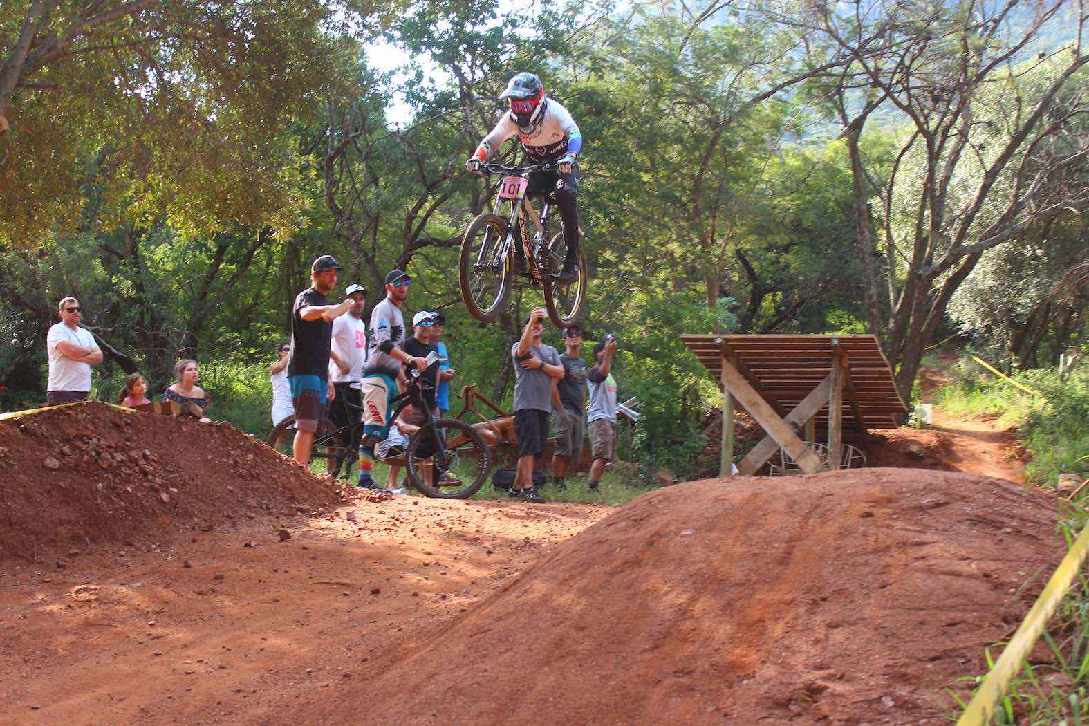 Results from the 2018 SA Downhill MTB Championships