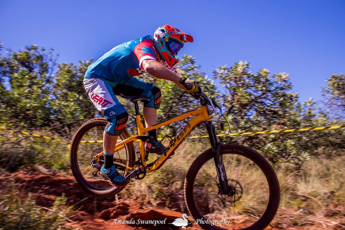 Downhill MTB racing at the 2018 Review and results from stop 1 of the 2018 Dustin Rudman Invitational