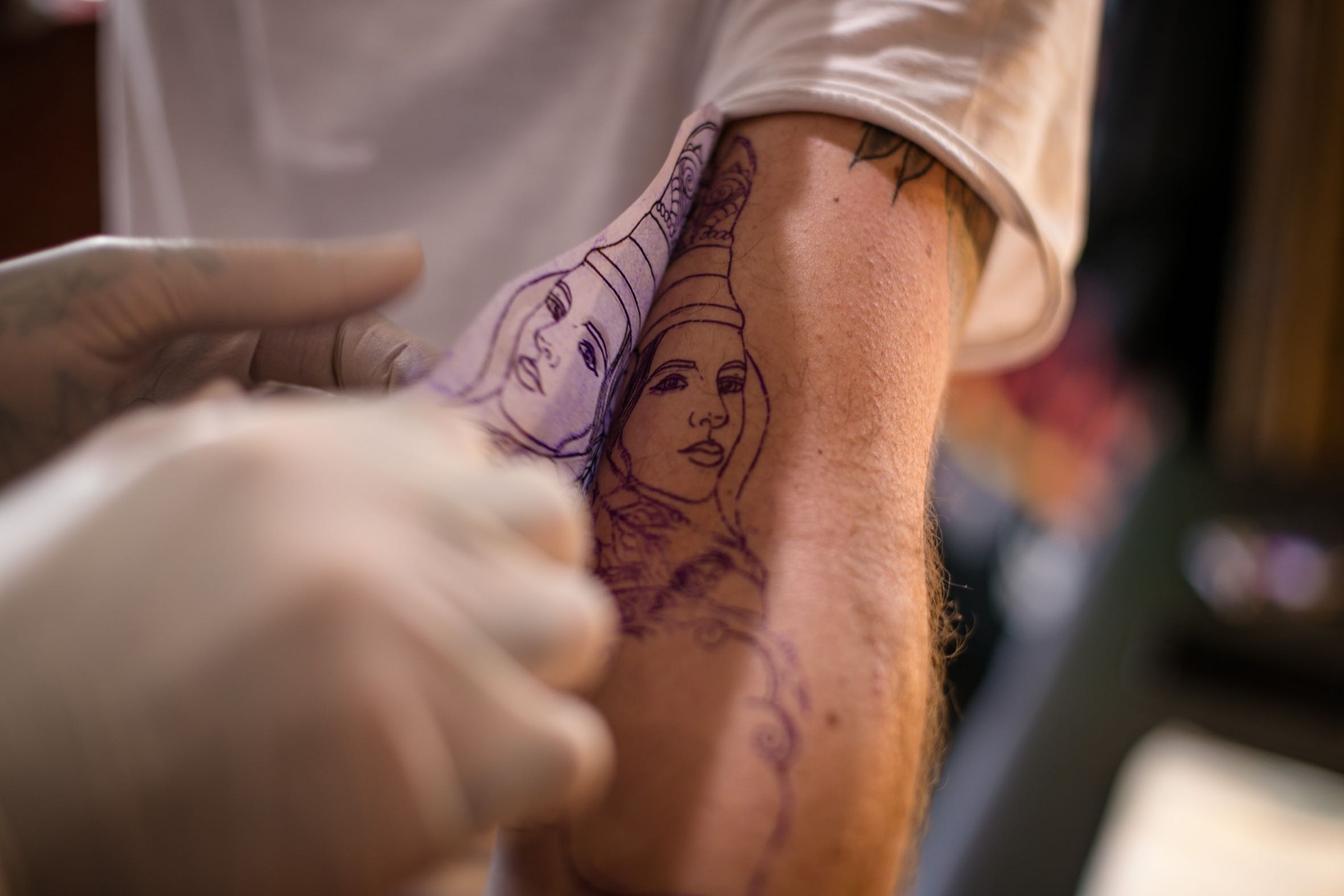 Interview with Duran Niemach about his tattoo artist career