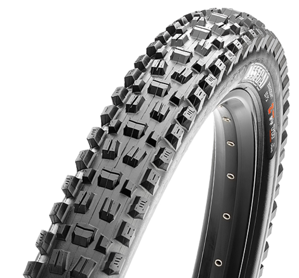 Greg Minnaar's new signature Downhill MTB/ Enduro MTB tire, the Maxxis Assegai.