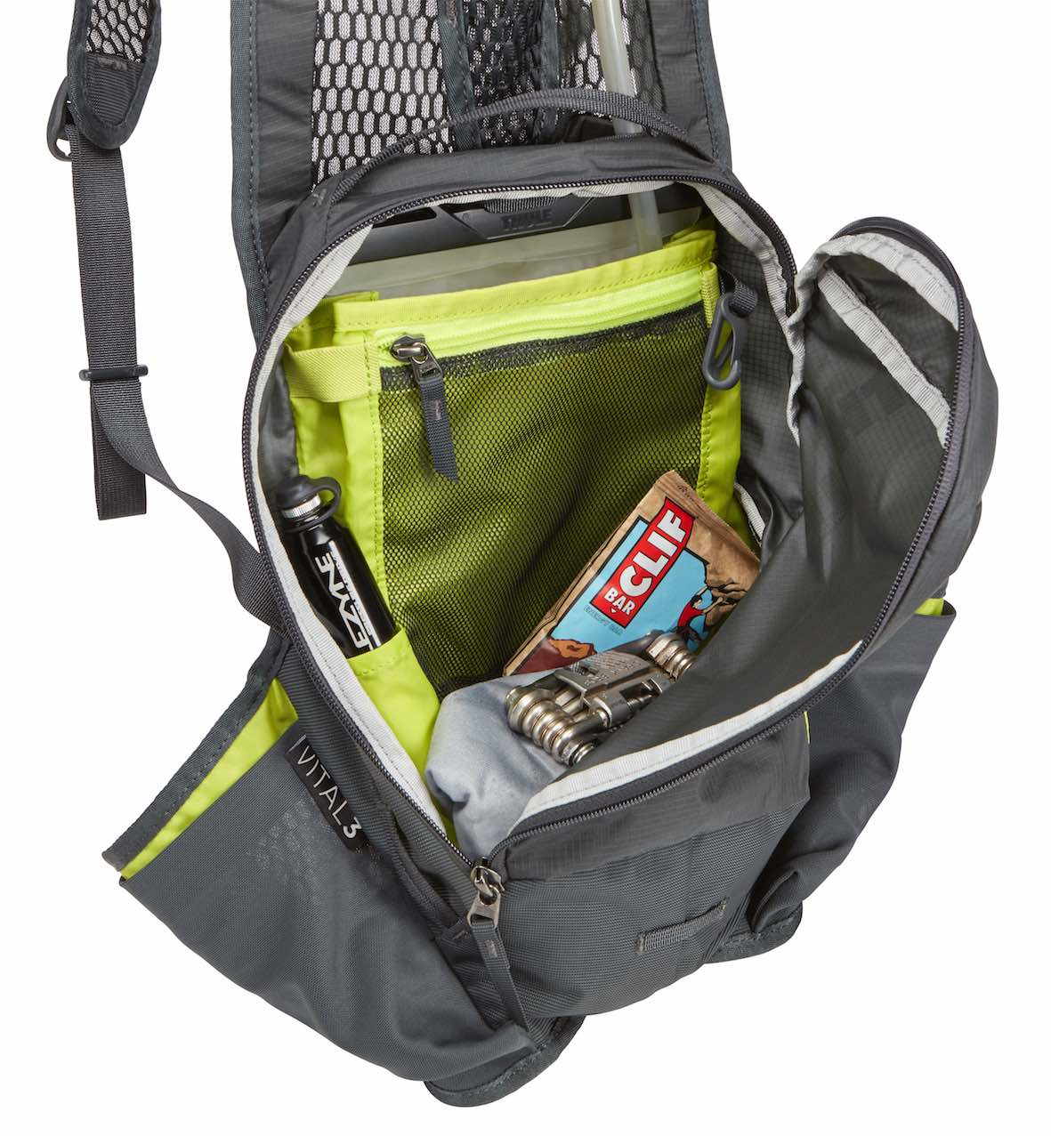 hule Vital Bike Hydration Backpack product feature