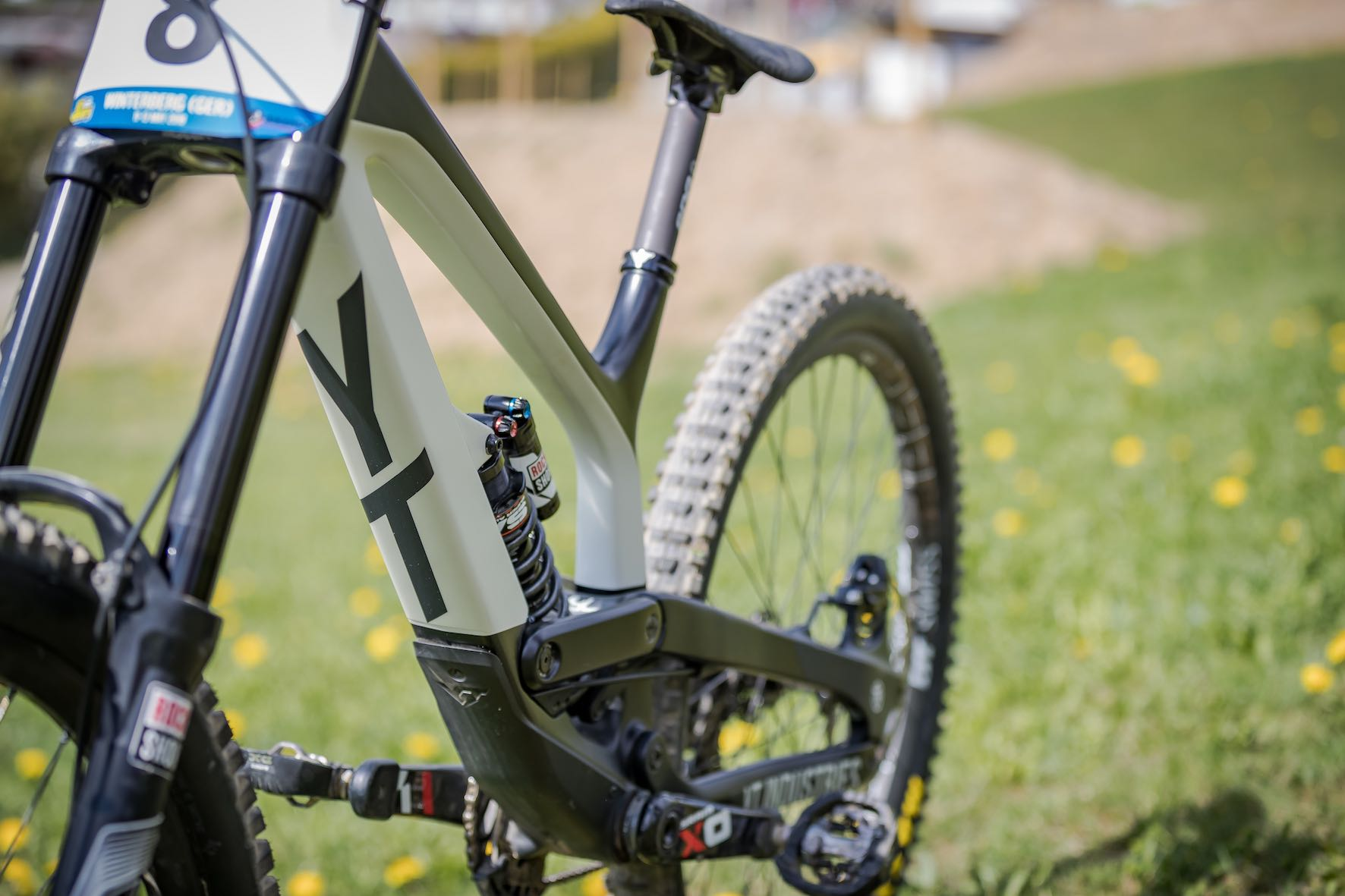 Meet the new 2018 YT Industries TUES Downhill MTB bike