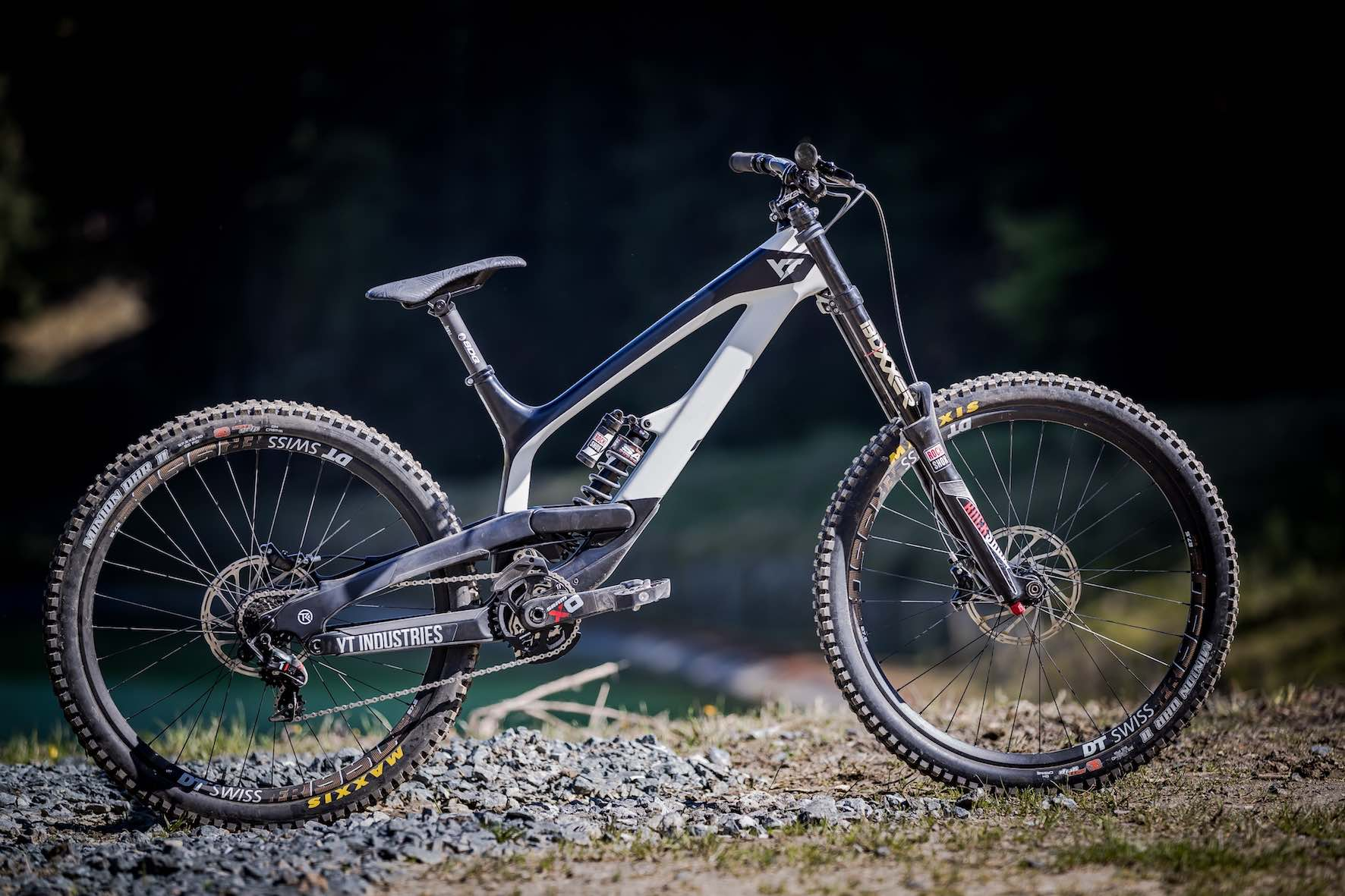 The new 2018 YT Industries TUES is available now