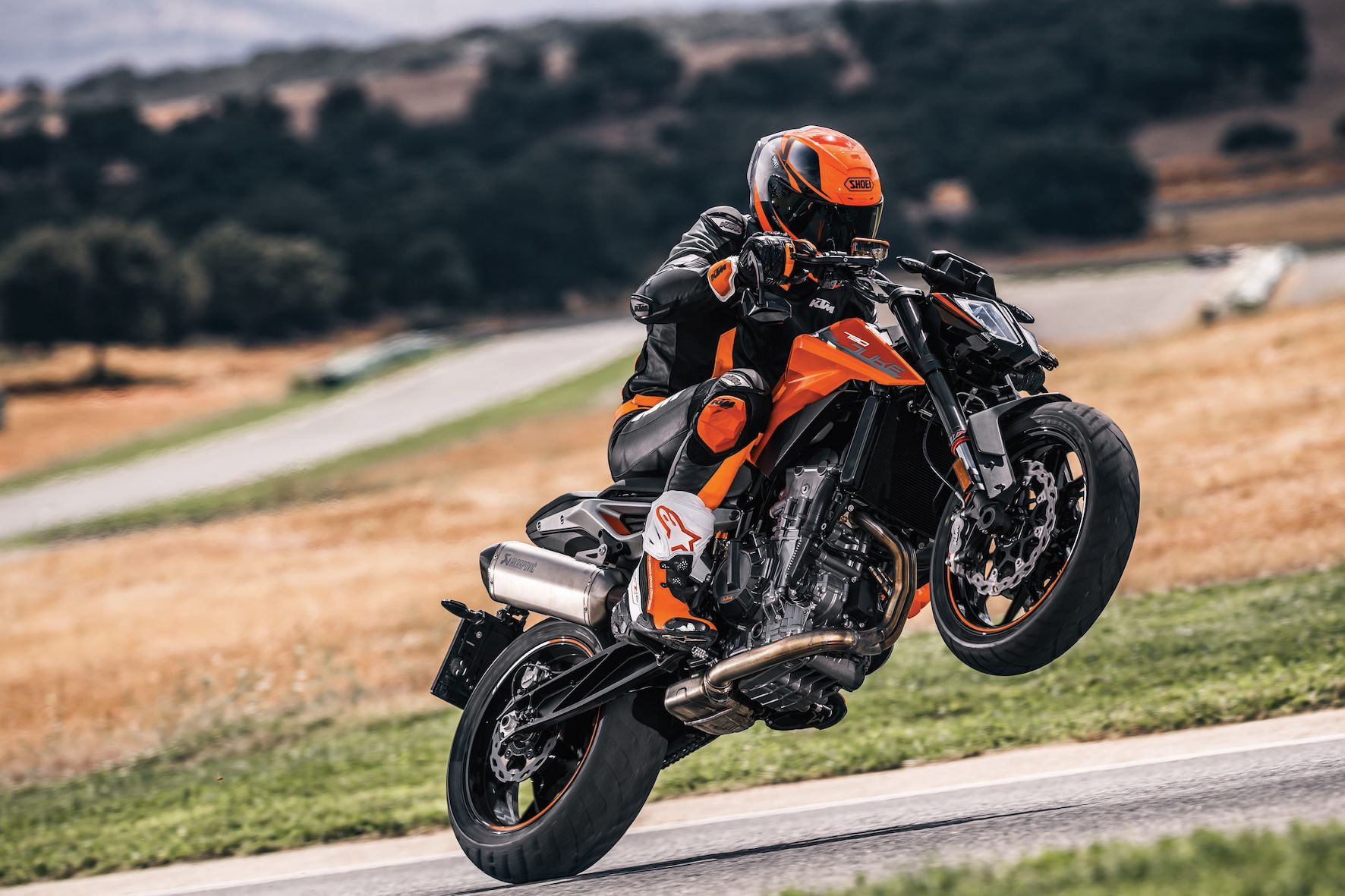 the ktm 790 duke now available in south africa lw mag. Black Bedroom Furniture Sets. Home Design Ideas