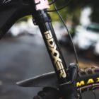 Theo Erlangsen's Championship Winning YT Industries TUES Bike Check - Forks