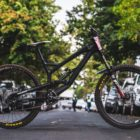 Back check with Theo Erlangsen's Championship Winning YT Industries TUES Downhill MTB