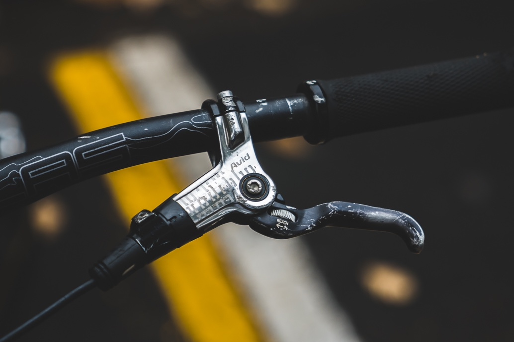 Theo Erlangsen's Championship Winning YT Industries TUES Bike Check - Brakes