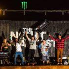 The Night Harvest 2018 MTB Podium