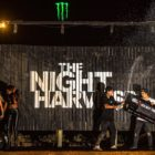 The Night Harvest 2018 MTB best trick Podium