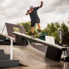Tomas Vintr Skateboarding in the ULT.X 2018 finals