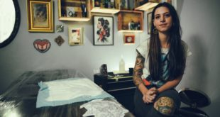 Tattoo Artist Rocio Todisco