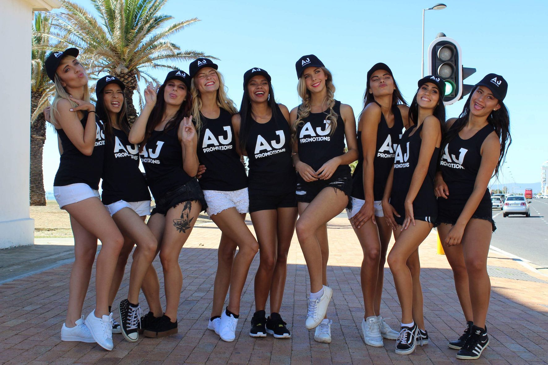 Details for the 2018 AJ Promotions Model Search