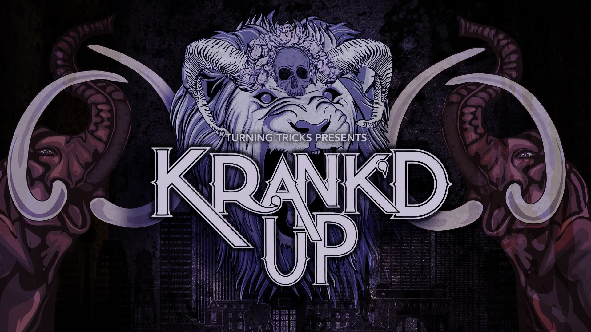Krank'd Up 2018 takes place on 29 September