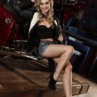 Meet Carmi Wilmans as one of the Indian Motorcycle Vixens