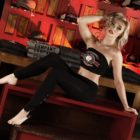 Interview with the gorgeous Indian Motorcycle Vixen, Carmi Wilmans