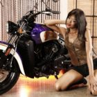 Meet Keipeile Dintoe and the Indian Motorcycle Vixens at the 2018 South Africa Bike Festival