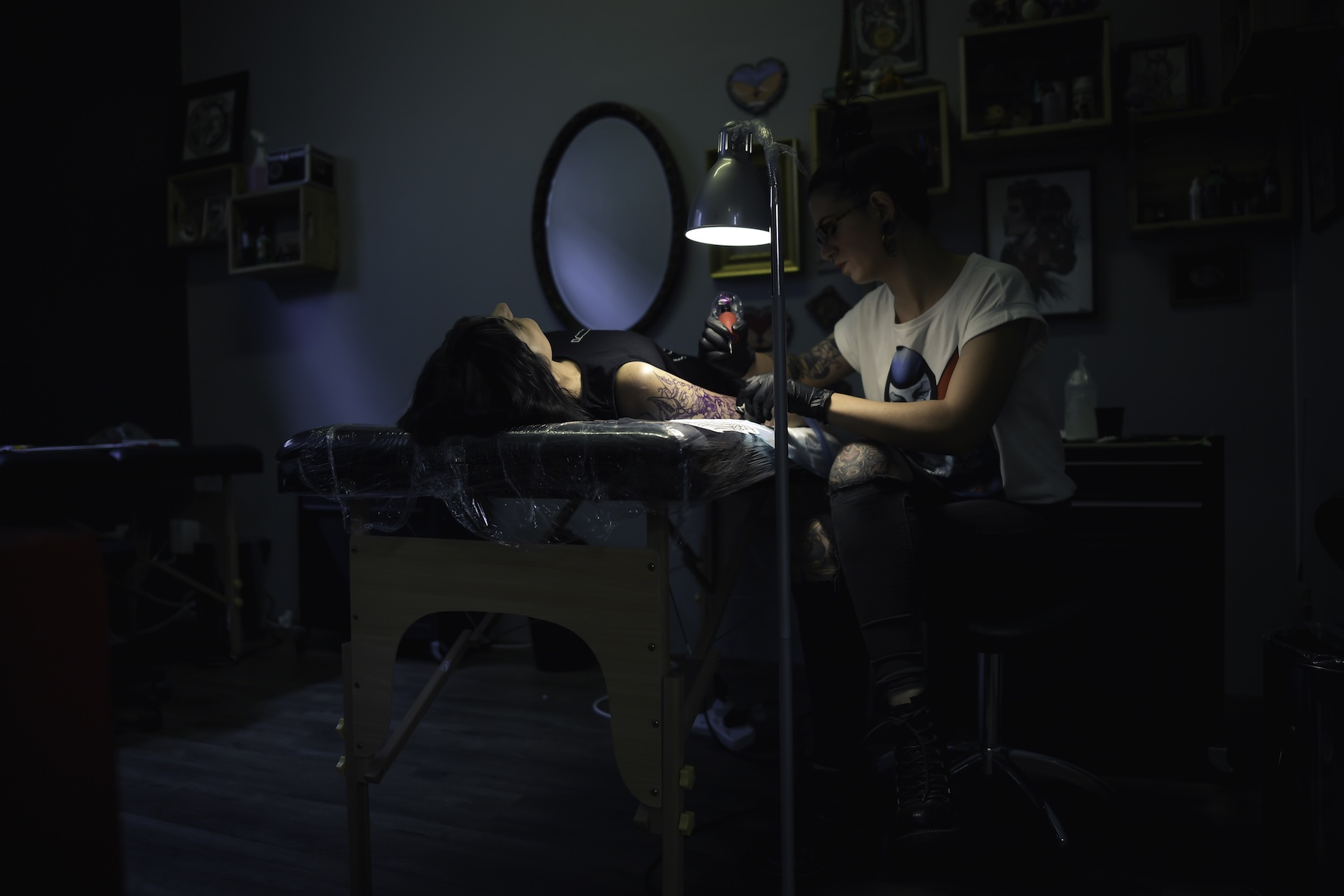 We talks tattoos and the tattoo industry with Rocio Todisco