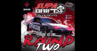 Drifting action comes to the Polokwane short circuit raceway for round 2 of the 2018 Supadrift Series