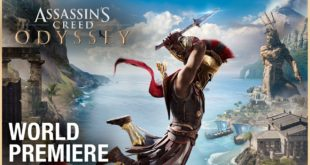 Watch the world premiere and gameplay walkthrough of Assassin's Creed Odyssey - set in ancient Greece, a world rich with myths and legends.