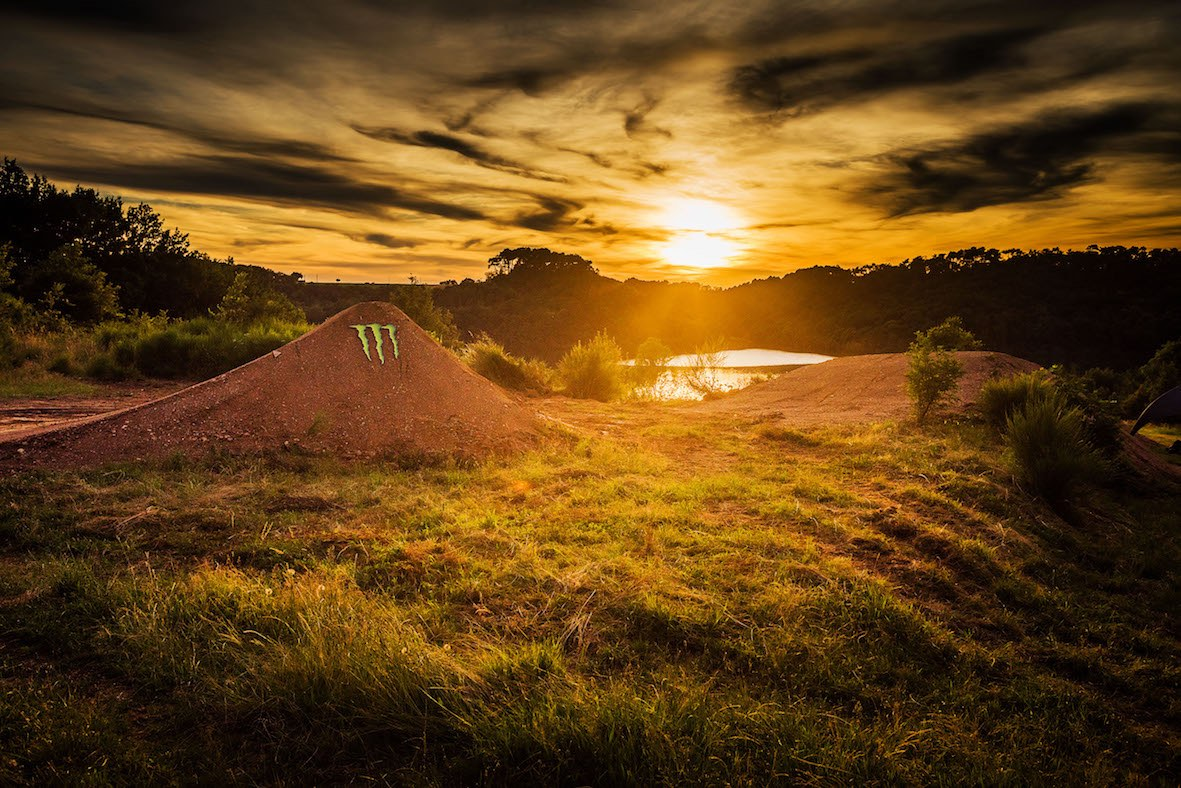 Take a wale through the RoyalFest MTB and Moto course with Nico Vink