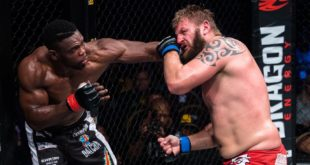 Review and results from EFC 71 from Carnival City