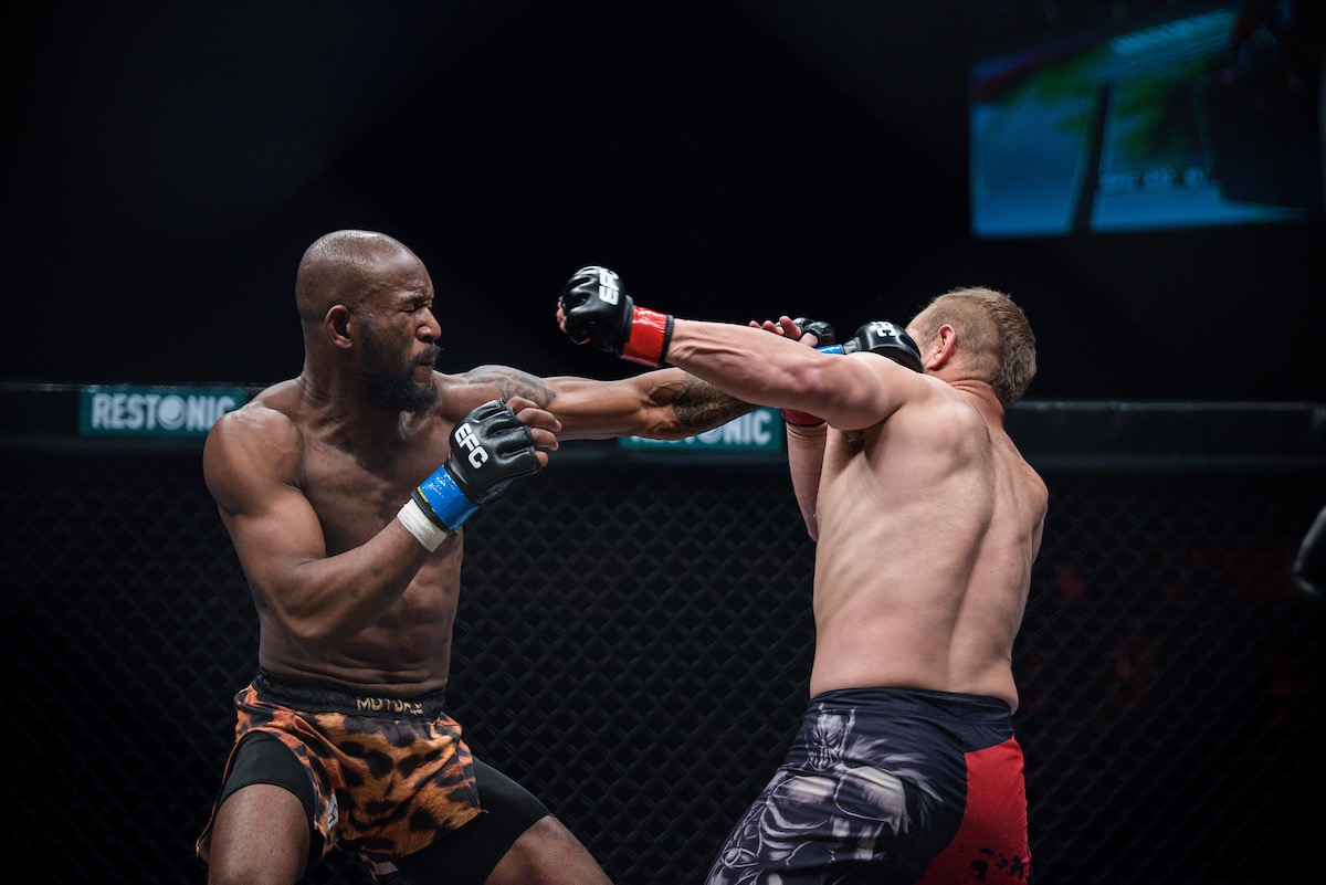 EFC 71 produced 12 exciting MMA fights