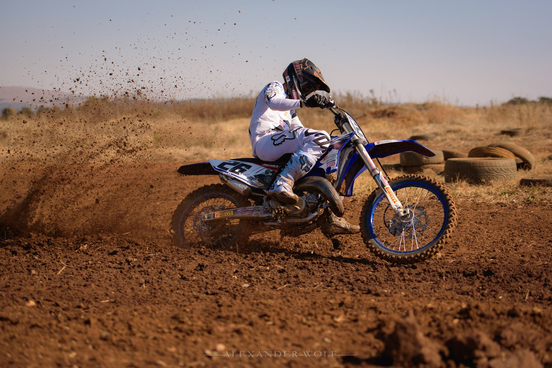 We interview up and coming motocross rider Migsta26