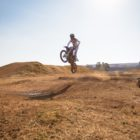 We interview Miguel de Waal about him motocross career