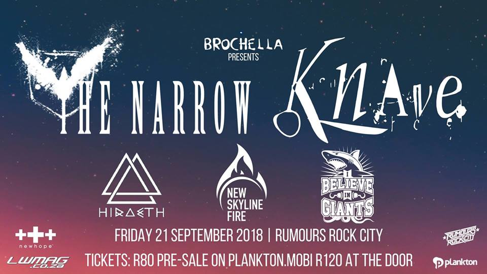 BROCHELLA Presents The Narrow, Knave and More