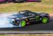 Jason Webb drifts his way to victory at Round 4 of the 2018 SupaDrift Series