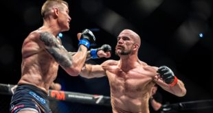 Results from all nine fights from EFC 72