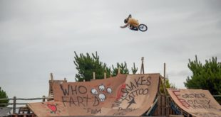 The annual Boyley BMX Jam took place in Hastings, England and was Stop 4 of the FBM x DIG DIY World Championships. Watch the highlights here.
