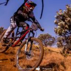 Review from stop 2 of the Dustin Rudman Invitational Downhill MTB race